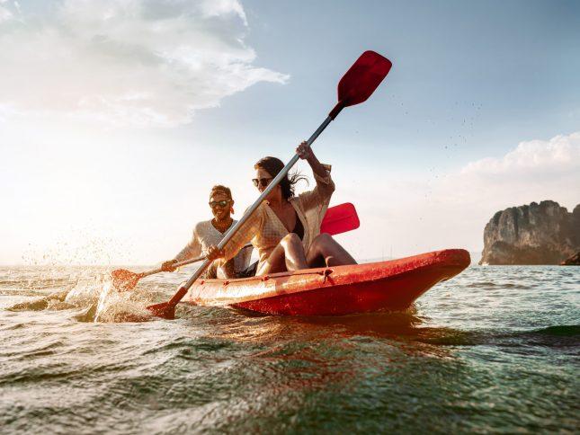 canoë kayak Bonifacio