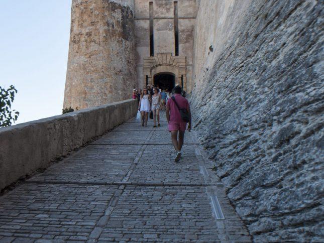 montée citadelle